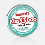 KissOboo Tingly Lip Balm Peppermint .45oz Tin – SCRKISPEP110