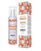 Exsens Of Paris Organic Massage Oil White Peach 1.7oz – TCN-7757-08