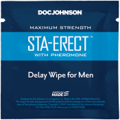 Sta-Erect Delay Wipes with Pheromone 10 Pack – DJ131225