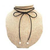 Fashion Black Neck Ropes Beautiful Special Necklace – GJ-BEA11058091-HEIDI00095