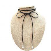 Beautiful Fashion Neck Jewelry Special Cord Necklace – GJ-BEA11058091-HEIDI00104
