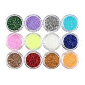 12 Colors Charming Nails Art Design Decorations – A5 – GJ-BEA13106071-JEN00261