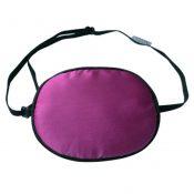 Adult Kids Amblyopia Strabismus Lazy Eye Adjustable Soft Pirate Eye Patch Single Eye Mask (Adult) ,f – WK-BEA11061971-SQUARE01031