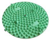 Round Foot Massager Therapy Mat Foot Massage Pad Shiatsu Sheet [Light Green] – BC-HEA16303051-IRENE00408