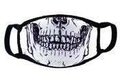 The skeleton Jaw Sanitary Mouth Mask, The Fashionasta Collection,H2 – DS-HEA11062651-AIMEE02948