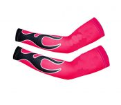 Ice Sleeves Summer Outdoors Sunscreen Gloves Ice Silk Sets,Pink – DS-HEA11062651-MINT00608