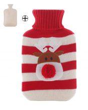 Hot Water Bottle with Knit Cover 2 Liter Winter Warm Item – EM-HEA3763901-ARIEL01559