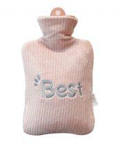 [Best-2] Hot Water Bottle Filling Water Plush Hand Warmer, 900ml – GY-HEA3763901-MIYA01482