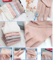 Screen Touch Gloves Women UV Protection Lightweight Gloves [N] – ST-HEA13106341-IRENE06419