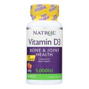 Natrol Vitamin D3 – 5000 IU – Fast Dissolve – 90 Tablets – 1729185