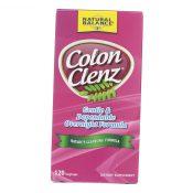 Natural Balance Colon Clenz – 120 Vegetarian Capsules – 0689844