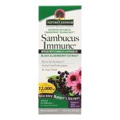 Nature's Answer – Sambucus Immune Support – 4 fl oz – 0405522