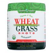 Green Foods Organic and Raw Wheat Grass Shots – 5.3 oz – 1090109