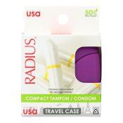 Radius – Compact Tampon Case – 1 Case – Case of 6 – 223297