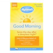 Hylands Homeopathic Good Morning – 50 Tablets – 1774231