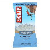 Clif Bar – Organic Blueberry Crisp – Case of 12 – 2.4 oz – 0884916
