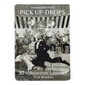 Historical Remedies Pick-Up Drops for Energy – Case of 12 – 30 Lozenges – 0963876