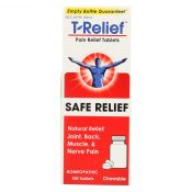 T-Relief – Pain Relief Tablets – Arnica plus 12 Natural Ingredients – 100 Tablets – 1641273