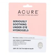 Acure – Seriously Soothing Under Eye Hydrogels – Case of 12 – 0.236 fl oz. – 2344174