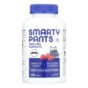 SmartyPants Men's Complete – 120 count – 1861616