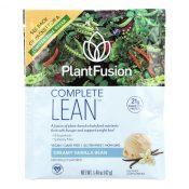 Plantfusion – Complete Lean Protein – Vanilla – Case of 12 – 42 g – 1962349