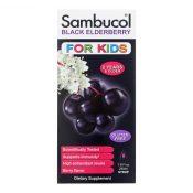 Sambucol – Black Elderberry Syrup for Kids – 7.8 oz – 1274919