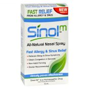 Sinol Sinol-M Homeopathic Allergy and Sinus Relief – 15 ml – 0785402