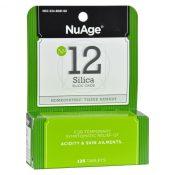 Hyland's NuAge No. 12 Silica – 125 Tablets – 0346544