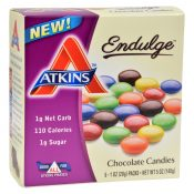 Atkins Endulge Bars – Chocolate – 1 oz – 5 ct – 1272541