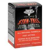 Oxylife Stan-Tall Male Sexual Performance – 3 Capsules – 1064237