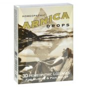 Historical Remedies Homeopathic Arnica Drops Repair and Relief Lozenges – Case of 12 – 30 Lozenges – 0238980