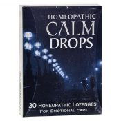 Historical Remedies Homeopathic Calm Drops – 30 Lozenges – Case of 12 – 0384339