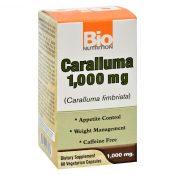 Bio Nutrition – Caralluma – 1000 mg – 60 Vegetarian Capsules – 1500982