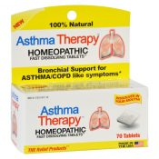 TRP Asthma Therapy – 70 Tablets – 1181270