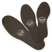 Bionorth Foot Steps  Medium Pr Magnetic Insoles  Sizes 9 – 10 – 2820M
