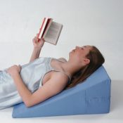 Bed Wedge  Blue 24 x25 x12  Alex Orthopedic – 501312BL