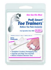 Toe Trainers  (Pack/2) – P51