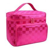 [Rose] Portable Cosmetic Bag Toiletry Bag Travel Makeup Bag – BC-BEA11062771-EMMA01565