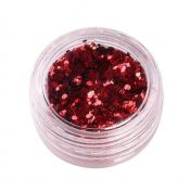 5 Boxes Makeup Glitter Sequins Shining Nail Art Sequins Face Glitter, Red – BC-BEA3006286011-EMMA03109