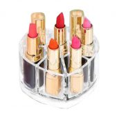 Loving Shape Cosmetics Storage Box/Elegant Lipstick Storage Box/7 Cells – DS-BEA11062811-CINDY00138