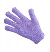 Finger, Bath Towel Exfoliating Rubbing Towel for Body Back-1 Pair, Purple – DS-BEA11149327011-MINT01775