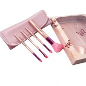 Portable Makeup Brush Kit Cosmetics Set 4 Pcs for Girls – EM-BEA11059401-GIYA00373