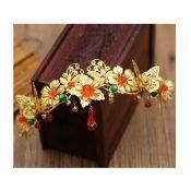 Vintage Chinese Bridal Wedding Hair Accessories Hair Pins wedding Hair Combs, #03 – GJ-BEA11057971-HERMINE01563