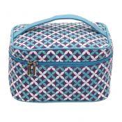 Cosmetics Bag Portable Travel Kit Organizer Makeup Organizer Handbag -A1 – GJ-BEA11062771-ANNE01526