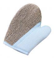 Cute Thicken Bath Accessory Foam Glove Bath Towel-Blue – GJ-BEA11149327011-ALICE00386