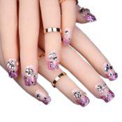 Elegant Bridal Nails Decoration Art Beauty Nails False Nails for Wedding/Party/Prom, I – GJ-BEA13106071-HERMINE01697