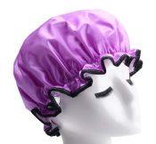 2 Pcs Shower Cap Waterproof Women Kitchen Anti-fume Caps Beautiful [B] – GY-BEA11056571-ERIC00320