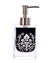 Creative Bathroom Soap Dispensers Bottles Shampoo Container [Black] – GY-BEA11056581-ERIC03987