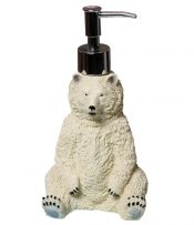 Creative Bathroom Soap Dispensers Bottles Shampoo Container [Bear] – GY-BEA11056581-ERIC03988