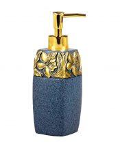 Resin Liquid Hand Soap Dispenser Shower Gel Dispenser [Blue 02] – GY-BEA11056581-ERIC03994
